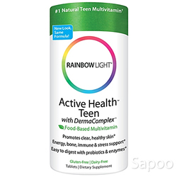 アクティブヘルス ティーン マルチビタミン 30錠
