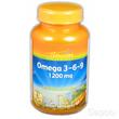 オメガ3-6-9 1200mg 60ソフトジェルカプセル