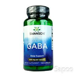 GABA(ギャバ) 500mg 100カプセル